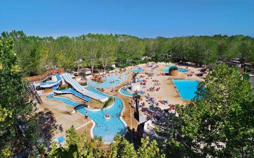 Camping Domaine La Yole - Wine Resort & Spa Valras-Plage