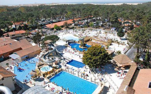 Camp. Village Resort & Spa Le Vieux Port Messanges